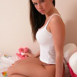 Nice getting on all fours nonnude teen